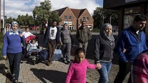 لاجئون سورييون في ألمانيا