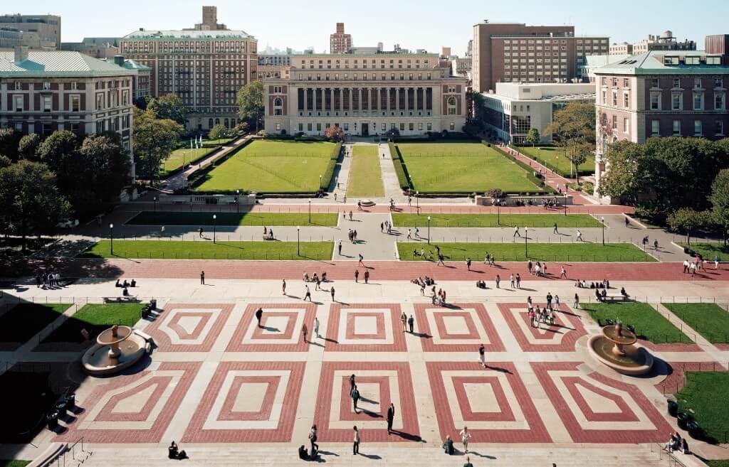 جامعة كولومبيا نيويورك