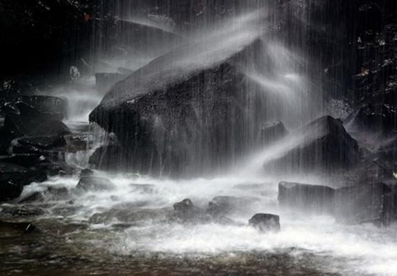العاصفة المطرية