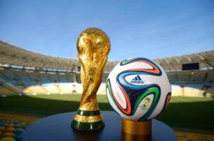 مباريات كأس العالم في روسيا