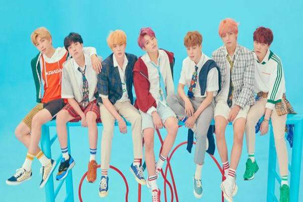 BTS الكوري الجنوبي