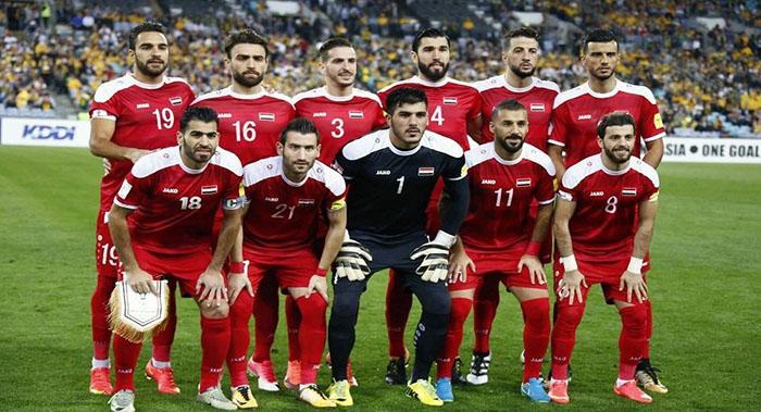 منتخب سوريا لكرة القدم