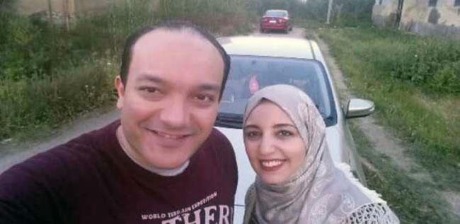 الطبيب المصري القاتل و زودته