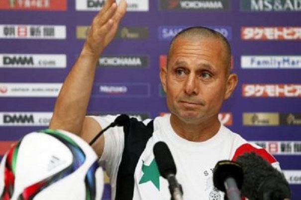 مدرب المنتخب السوري الجديد فجر ابراهيم