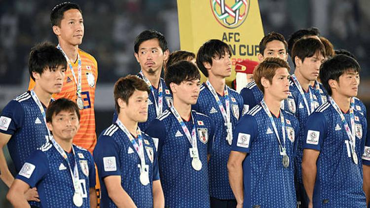 اليابان وصيفة بطل اسيا 2019