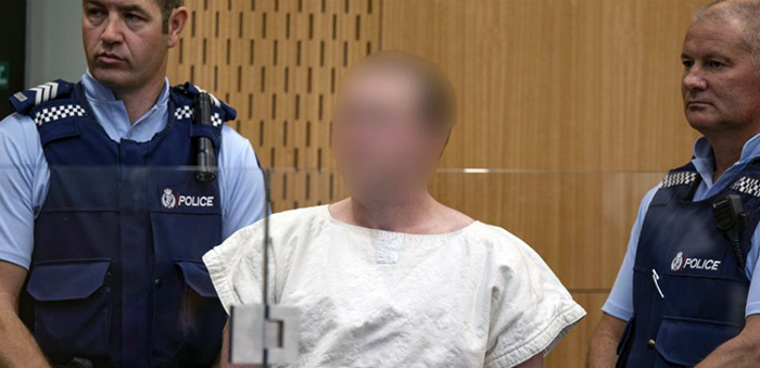 برينتون تارانت منفّذ الاعتداء الإرهابي