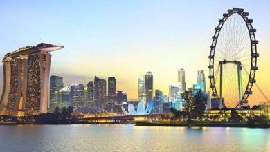 مدينة سنغافورة