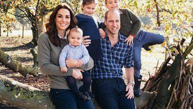الأمير ويليام وعائلته