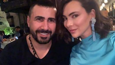 ستيفاني صليبا و خالد القيش