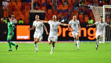 الجزائر بطلة لكأس امم افريقيا