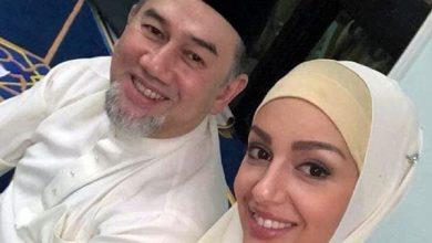 ملط ماليزيا وزوجته الروسية