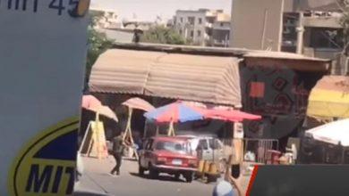 مطلق النار في القاهرة