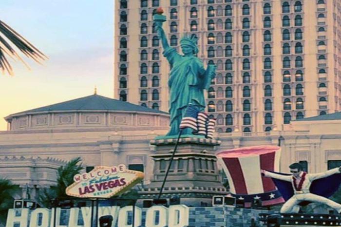 تمثال الحرية في جدة
