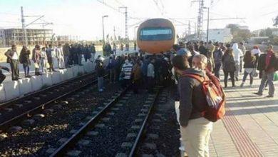 حادثة قطار