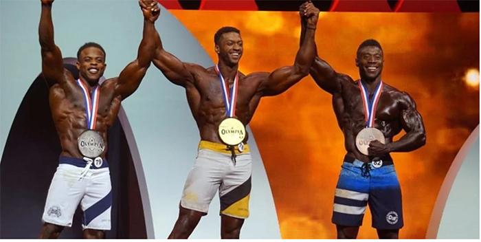 اولمبيا 2019 فيزيك