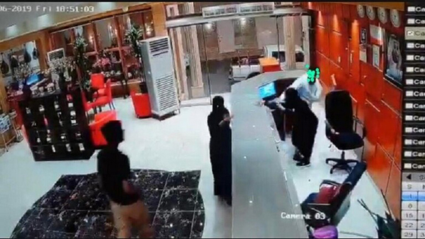 حادثة فندق صبيا
