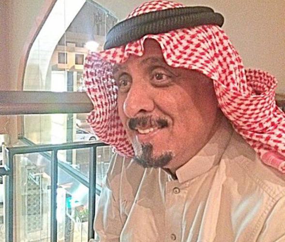 الممثل طلال الحربي
