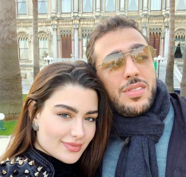روان بن حسين تعلن طلاقها من زوجها الليبي يوسف مقريف بسبب خيانته لها